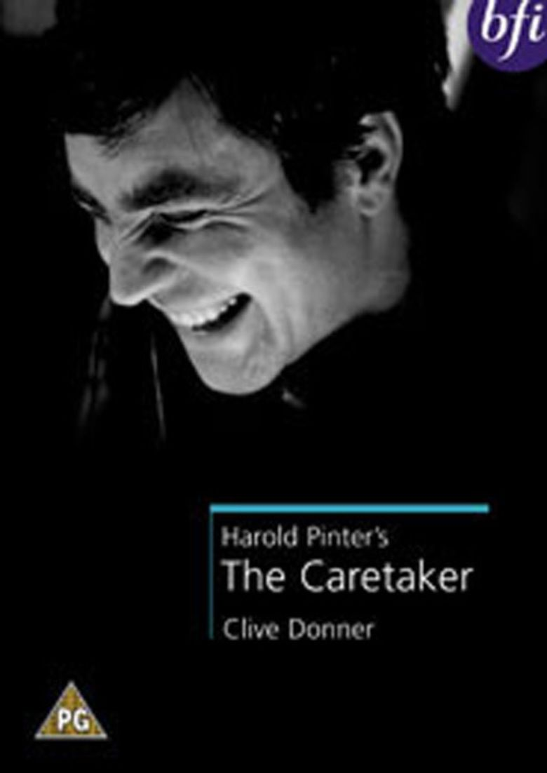 The Caretaker (film) movie poster