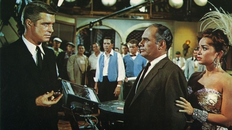 The Carpetbaggers (film) movie scenes