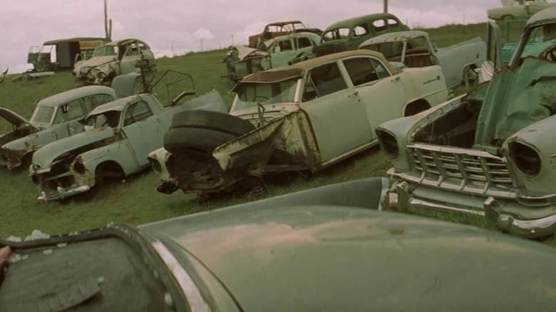 The Cars That Ate Paris movie scenes