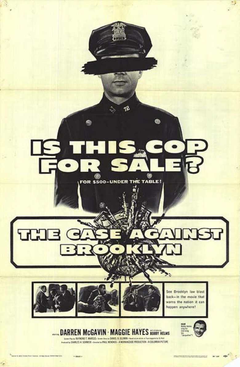 The Case Against Brooklyn movie poster