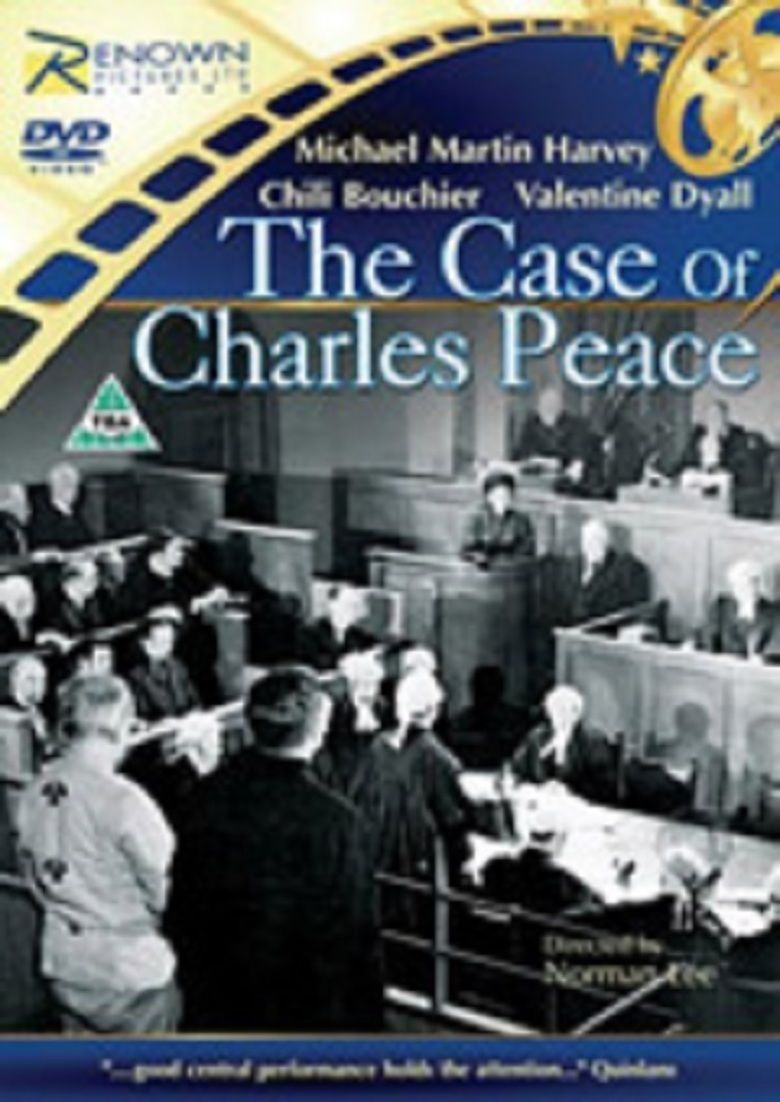 The Case of Charles Peace movie poster