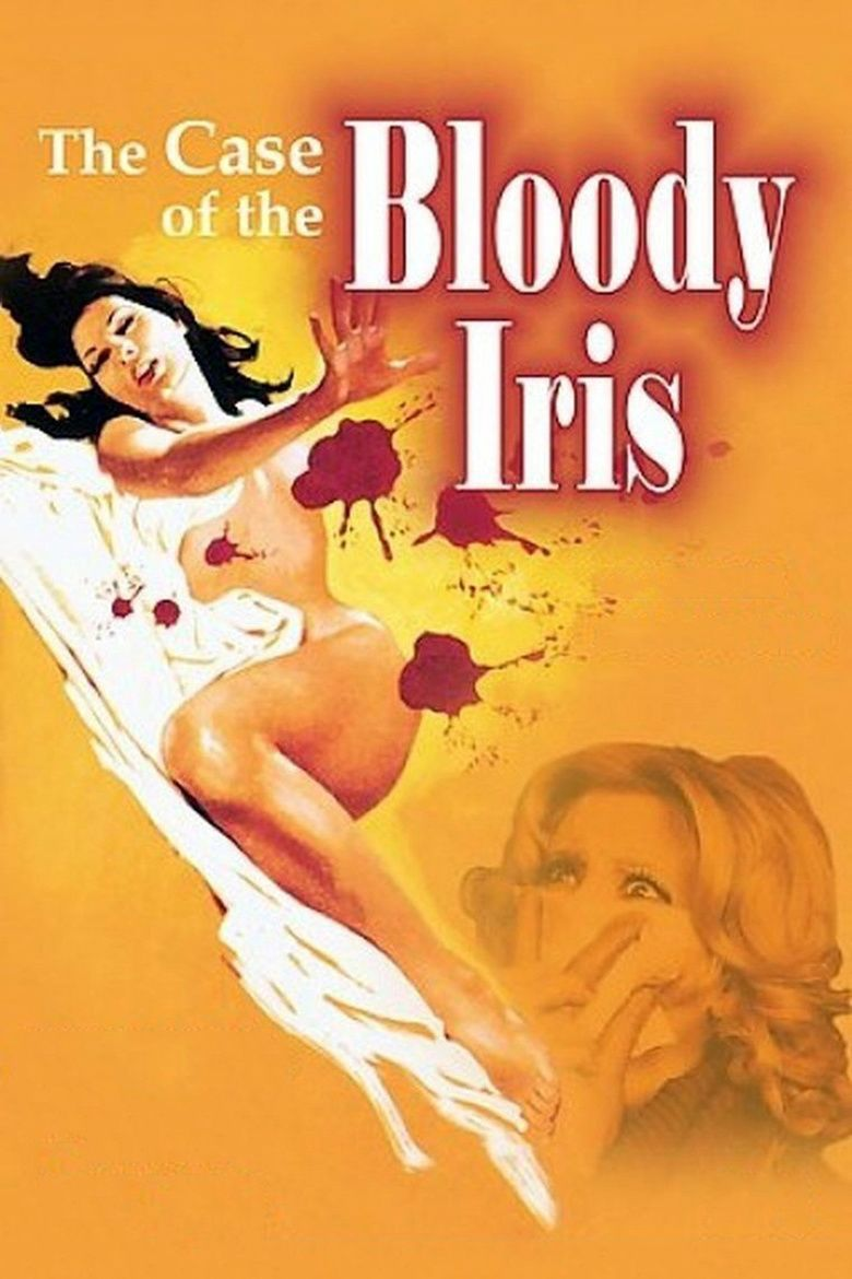 The Case of the Bloody Iris movie poster
