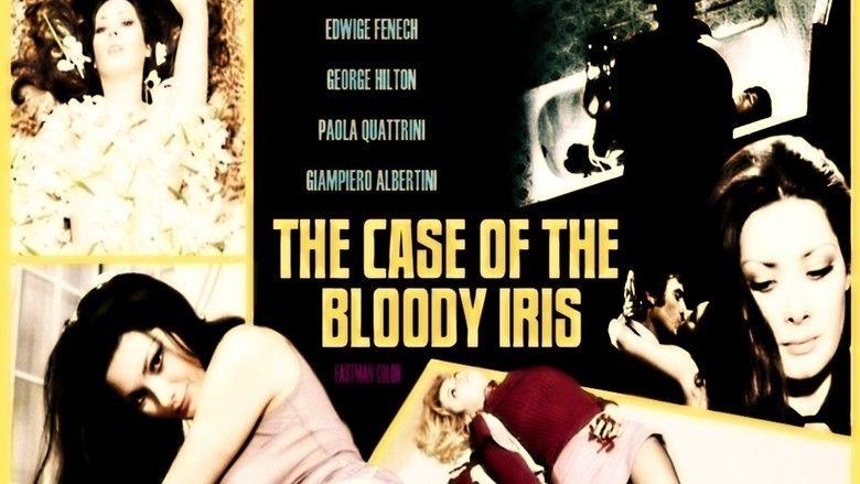 The Case of the Bloody Iris movie scenes