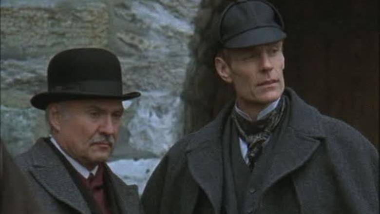 The Case of the Whitechapel Vampire movie scenes