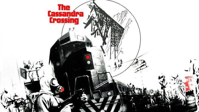 The Cassandra Crossing movie scenes