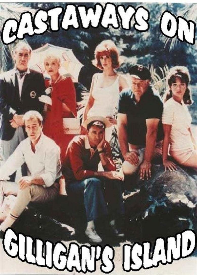 The Castaways on Gilligans Island movie poster