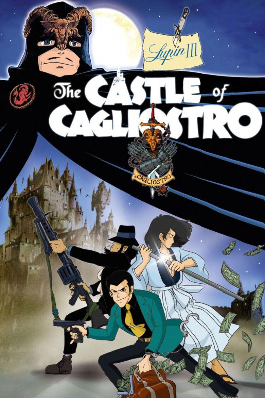 The Castle of Cagliostro movie poster