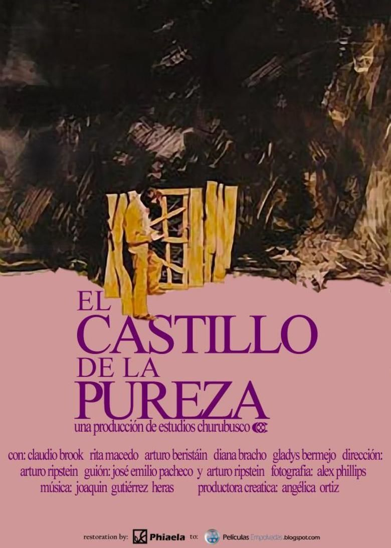 The Castle of Purity movie poster
