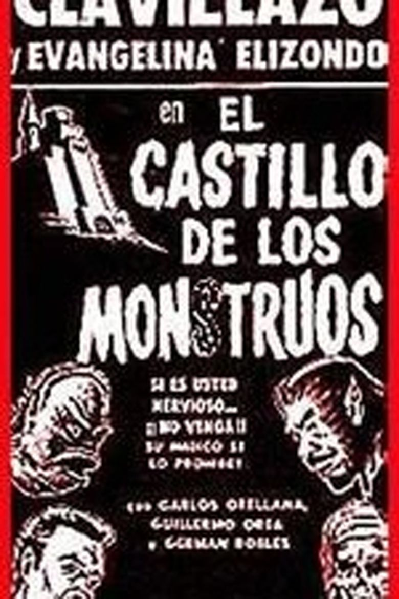 The Castle of the Monsters movie poster