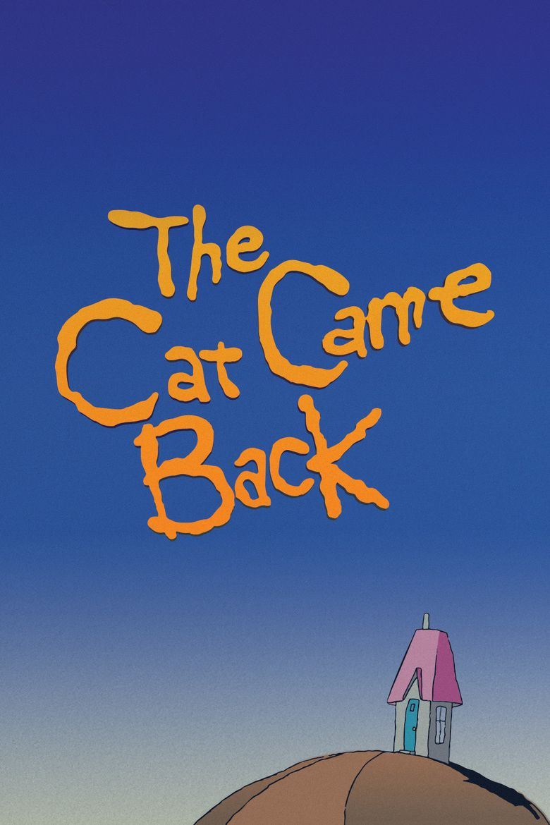 The Cat Came Back (1988 film) movie poster