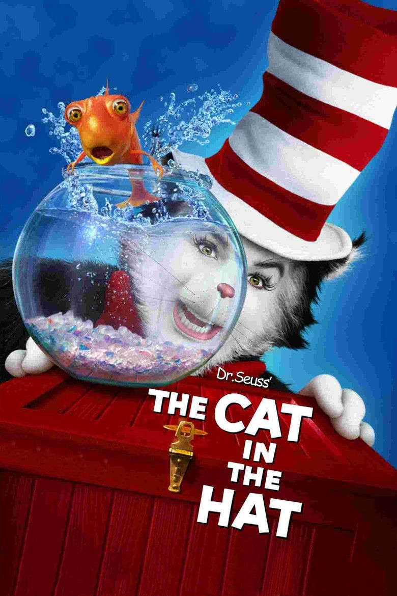 The Cat in the Hat (film) movie poster
