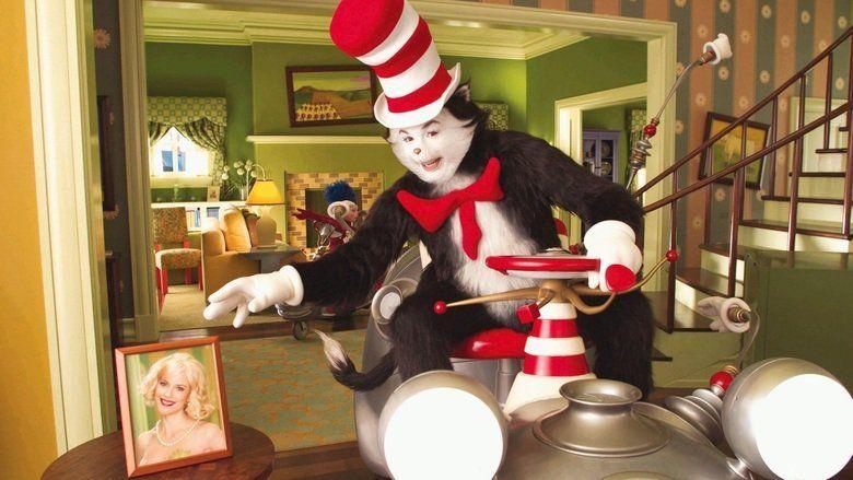 The Cat in the Hat (film) movie scenes