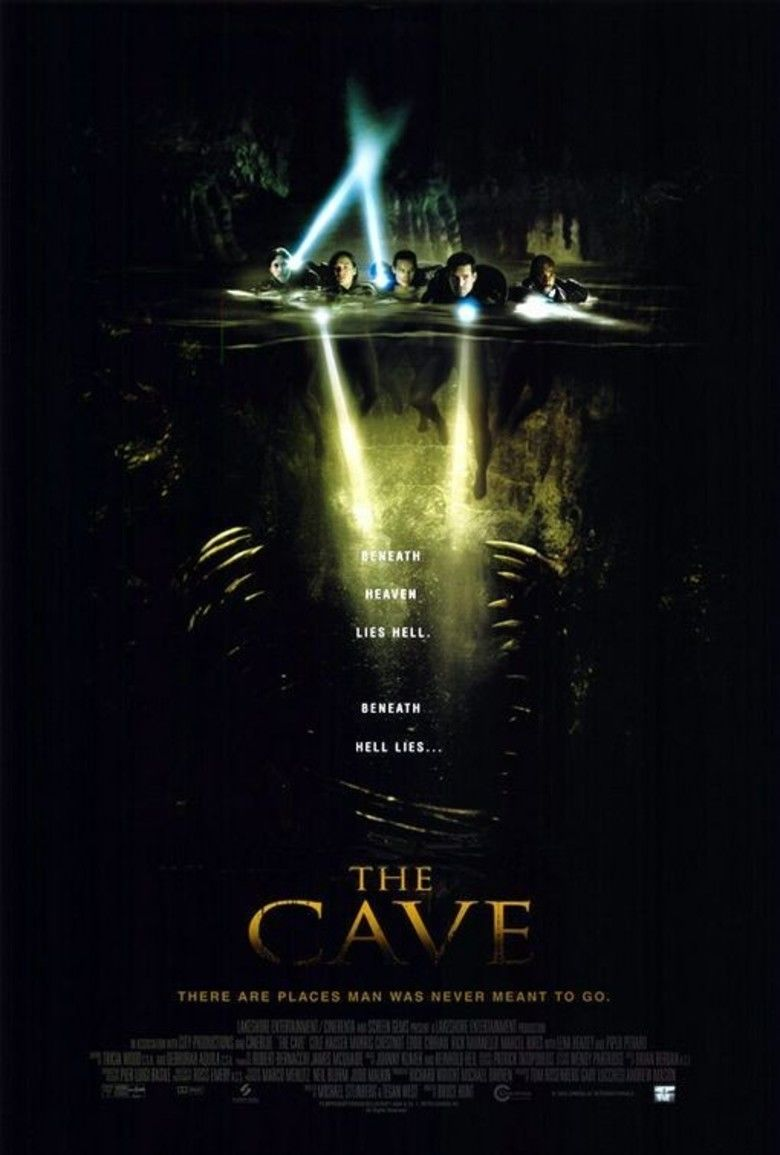 The Cave (film) movie poster