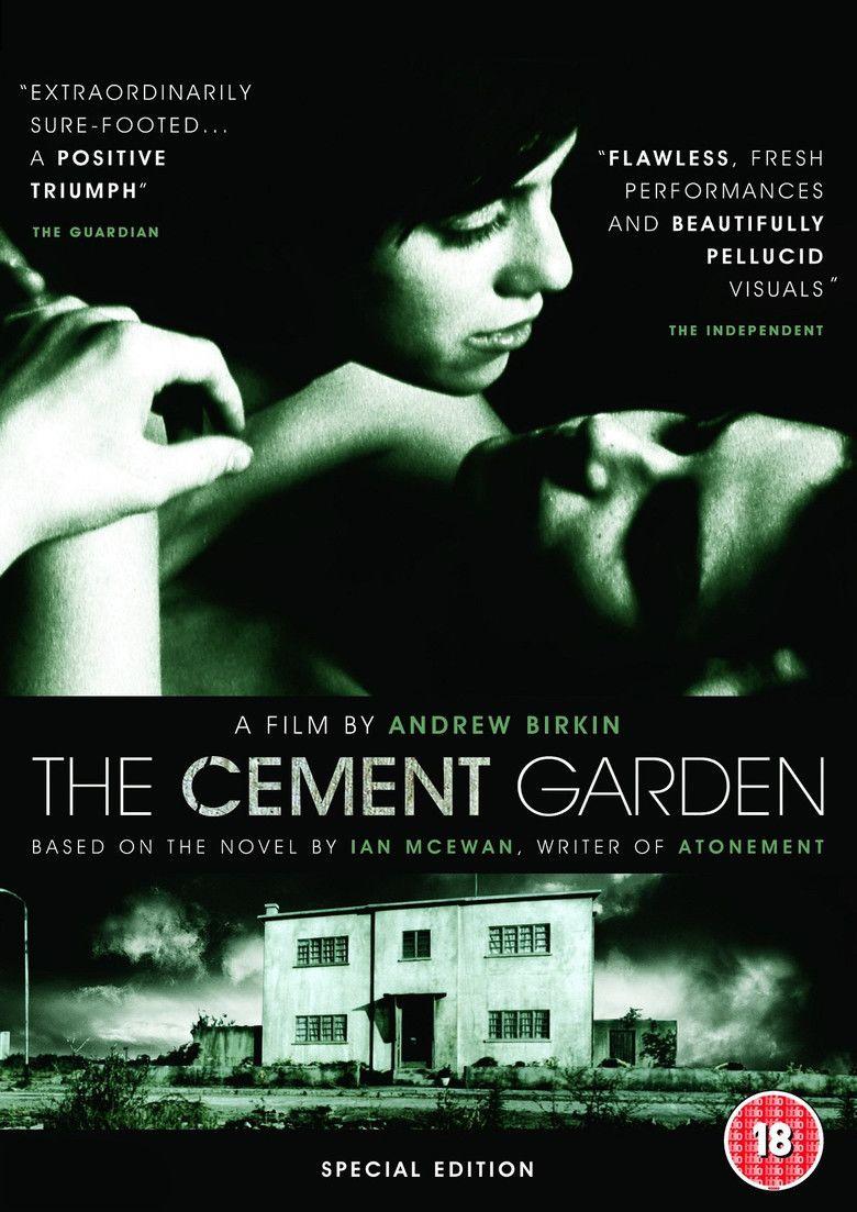 The Cement Garden (film) movie poster