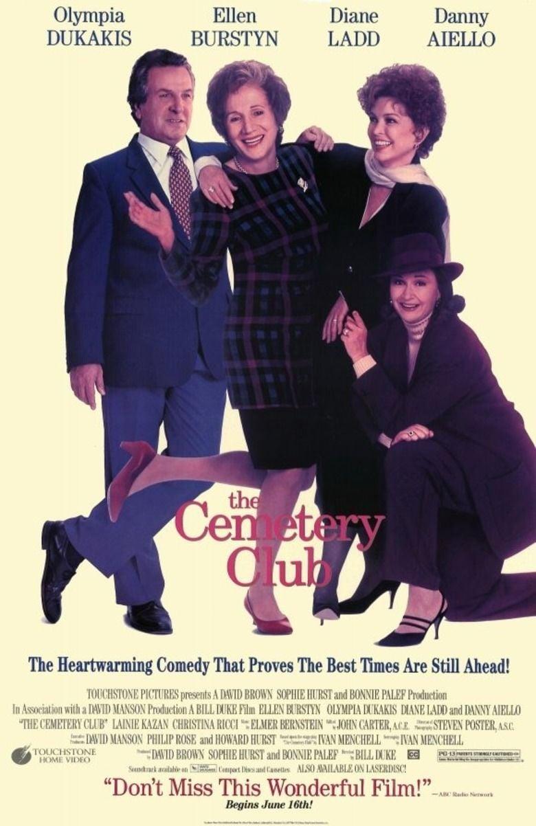 The Cemetery Club movie poster