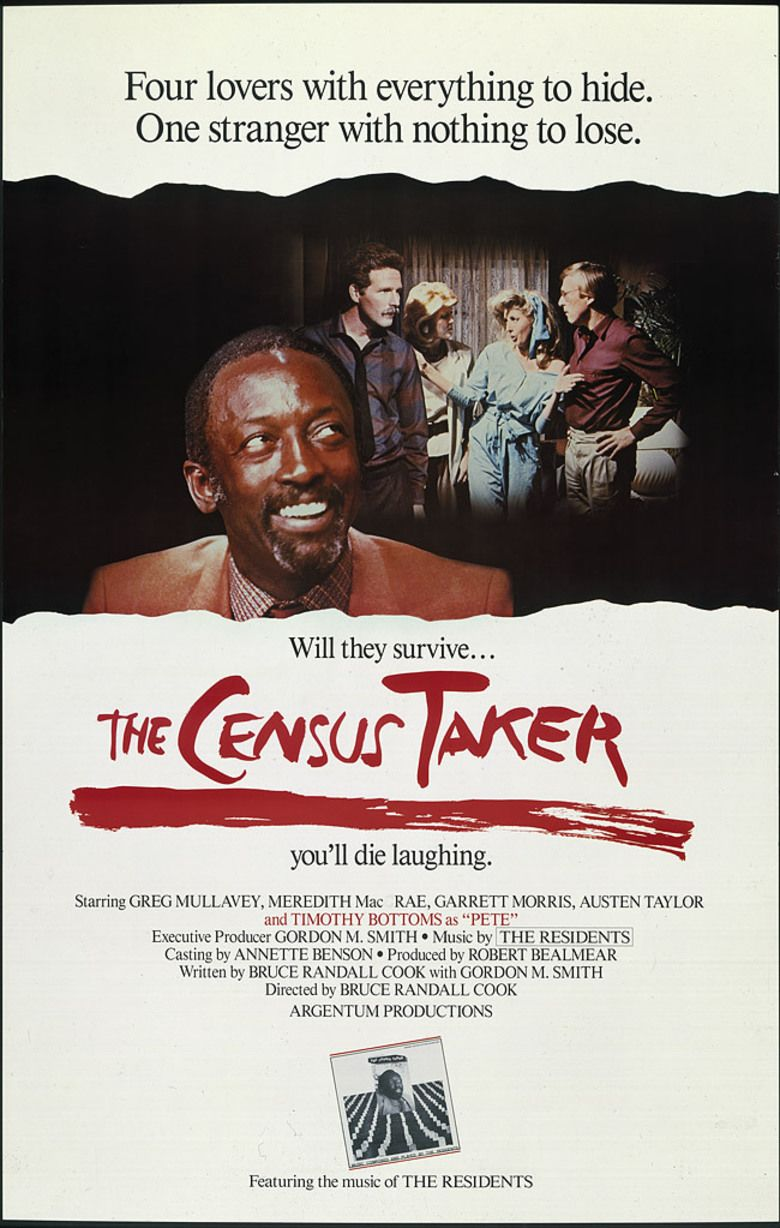 The Census Taker movie poster