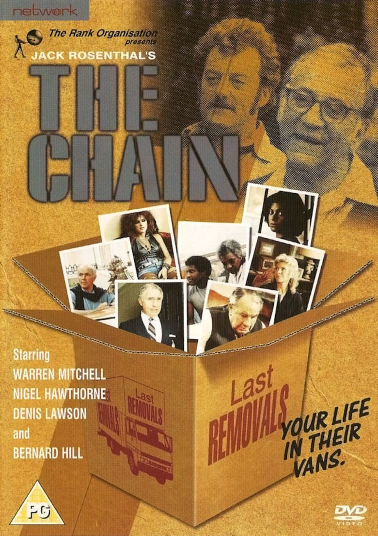The Chain (film) movie poster