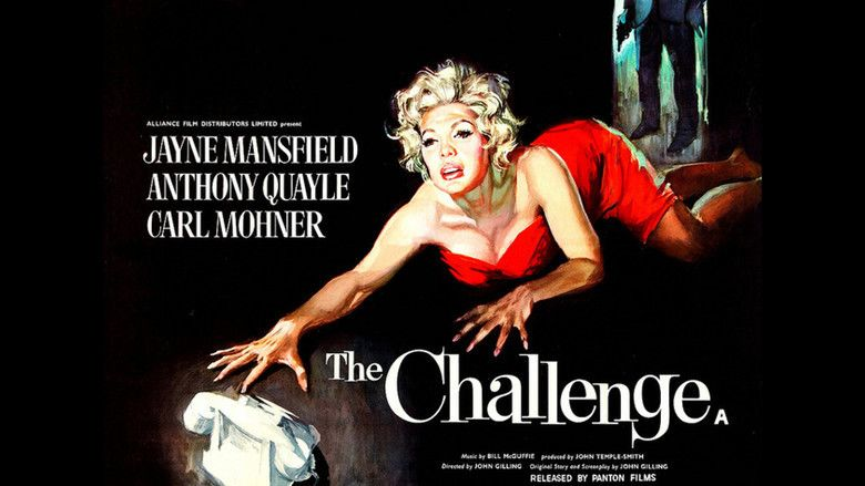 The Challenge (1960 film) movie scenes