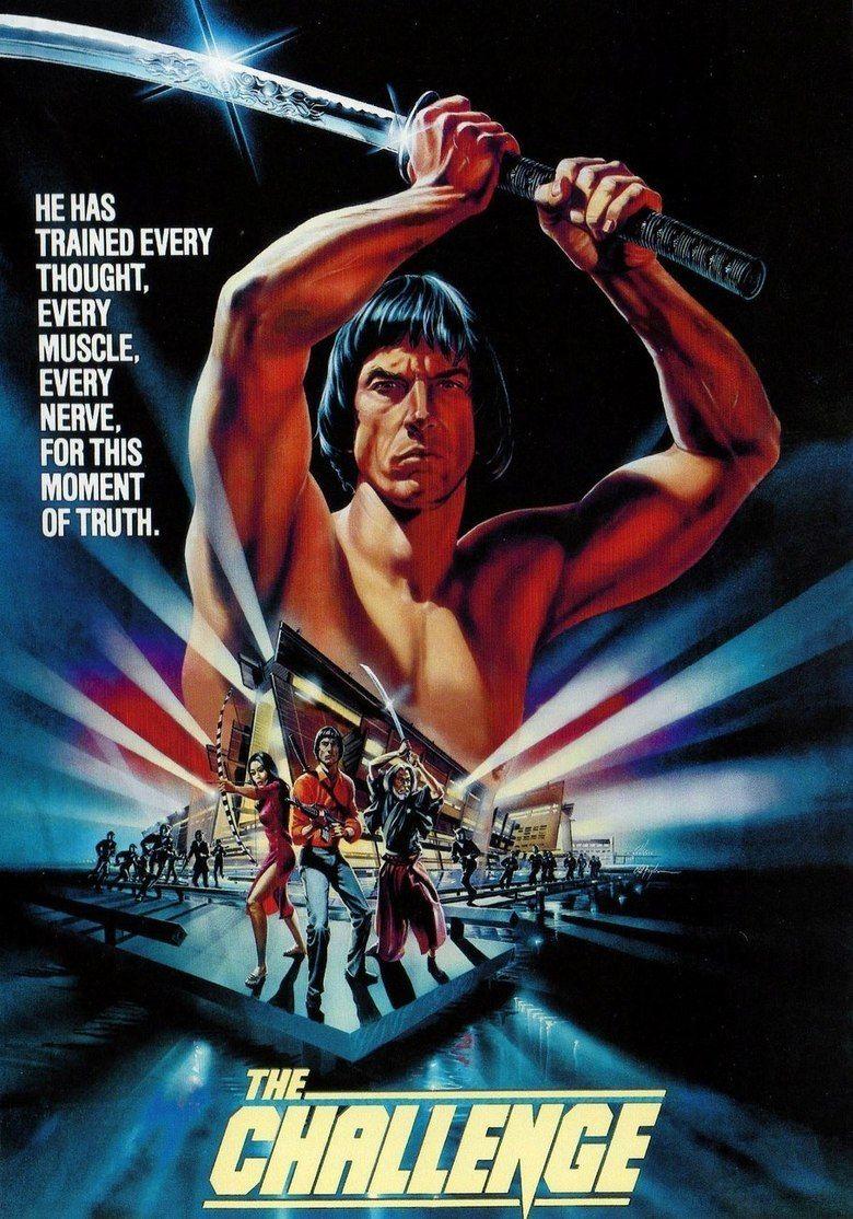 The Challenge (1982 film) movie poster
