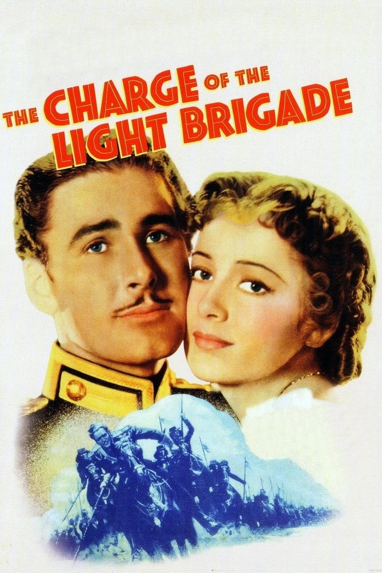 The Charge of the Light Brigade (1936 film) movie poster