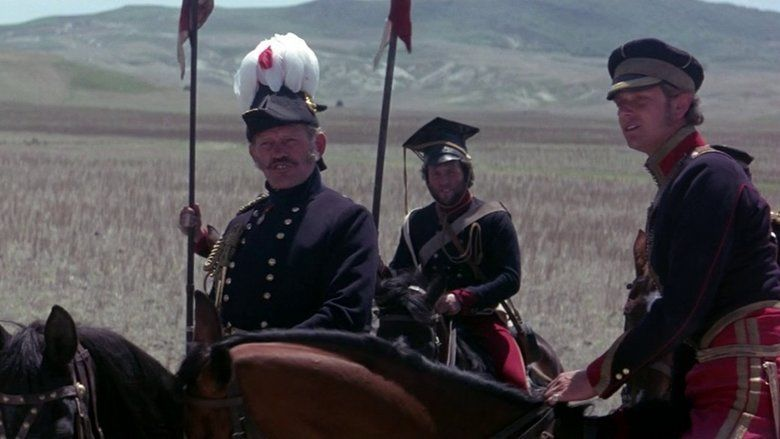 The Charge of the Light Brigade (1968 film) movie scenes
