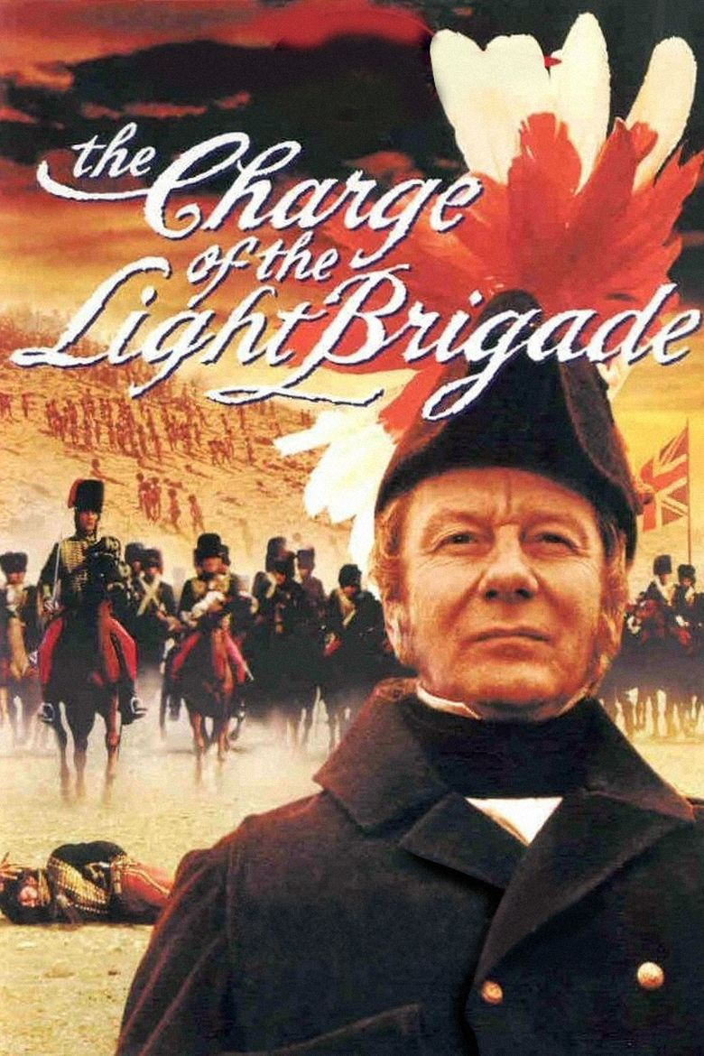 The Charge of the Light Brigade (1968 film) movie poster