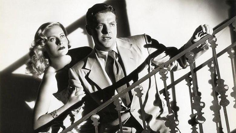 The Chase (1946 film) movie scenes
