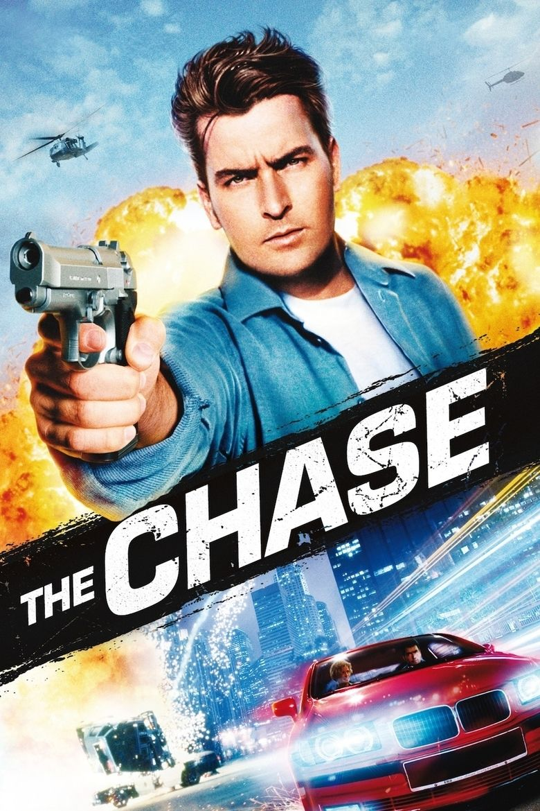 The Chase (1994 film) movie poster