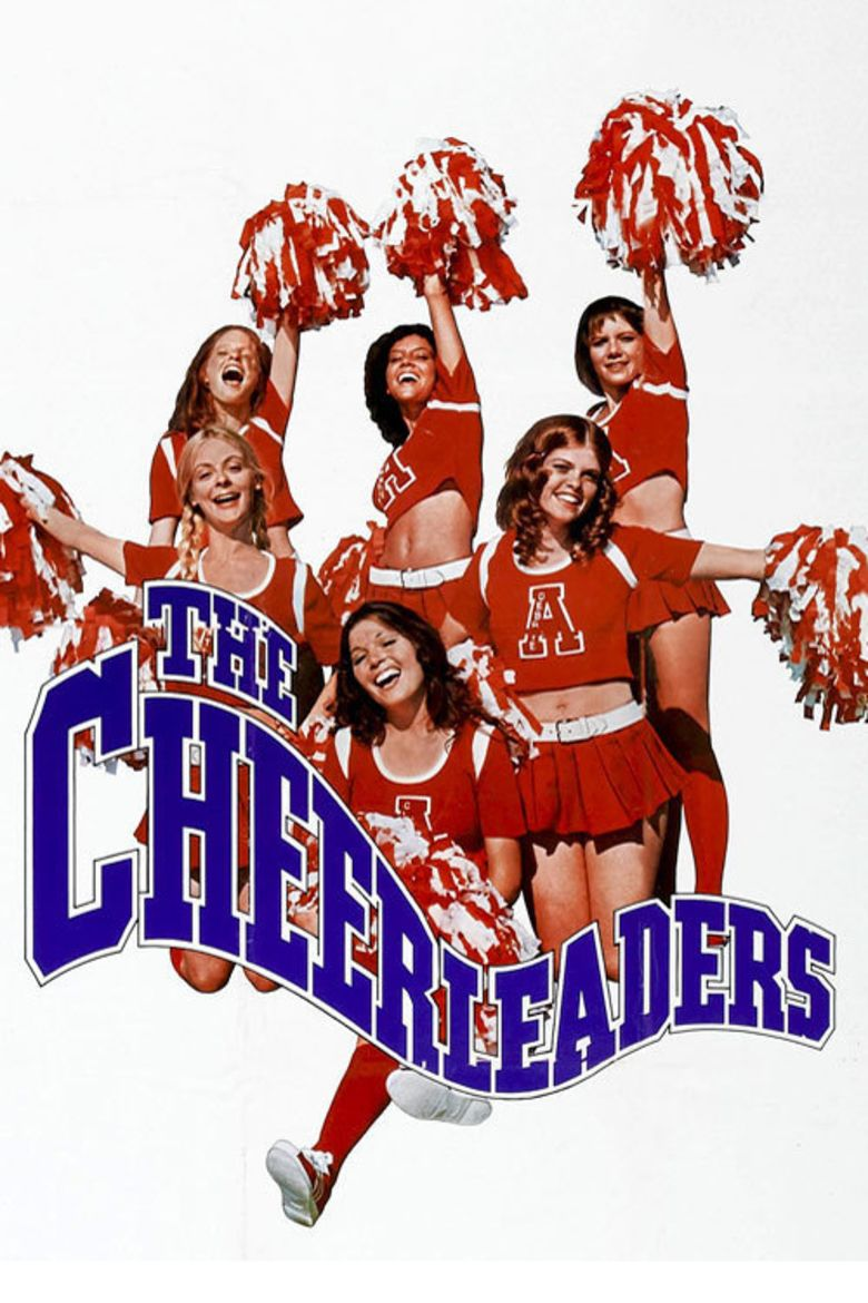The Cheerleaders movie poster