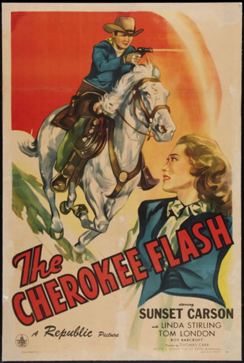 The Cherokee Flash movie poster