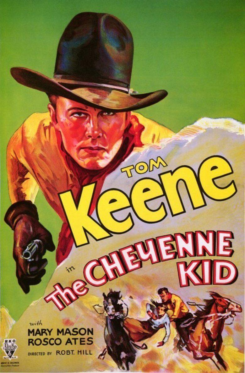 The Cheyenne Kid movie poster