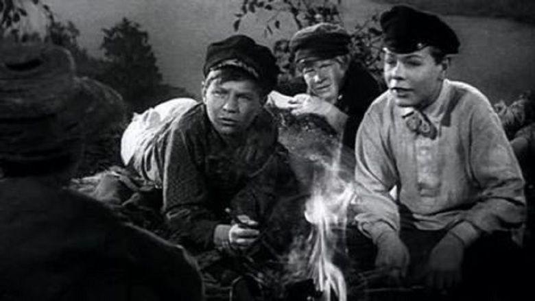 The Childhood of Maxim Gorky movie scenes