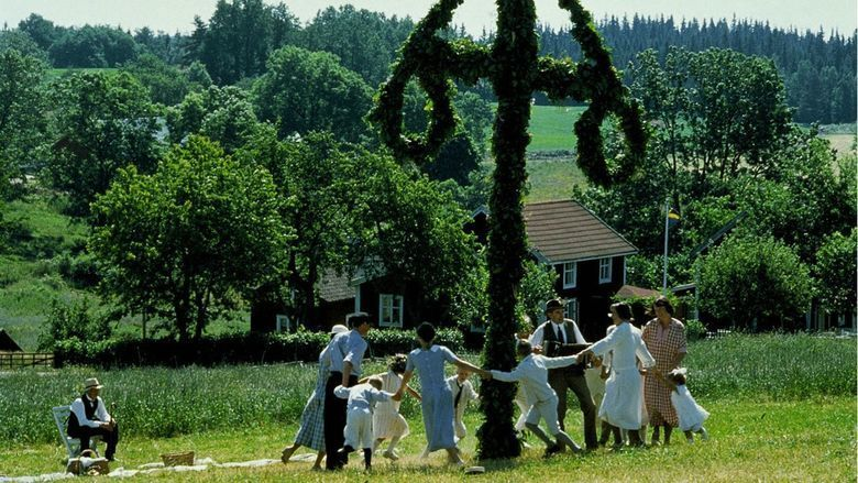 The Children of Noisy Village (film) movie scenes