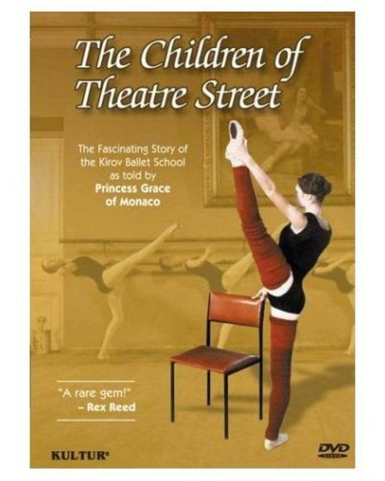 The Children of Theatre Street movie poster