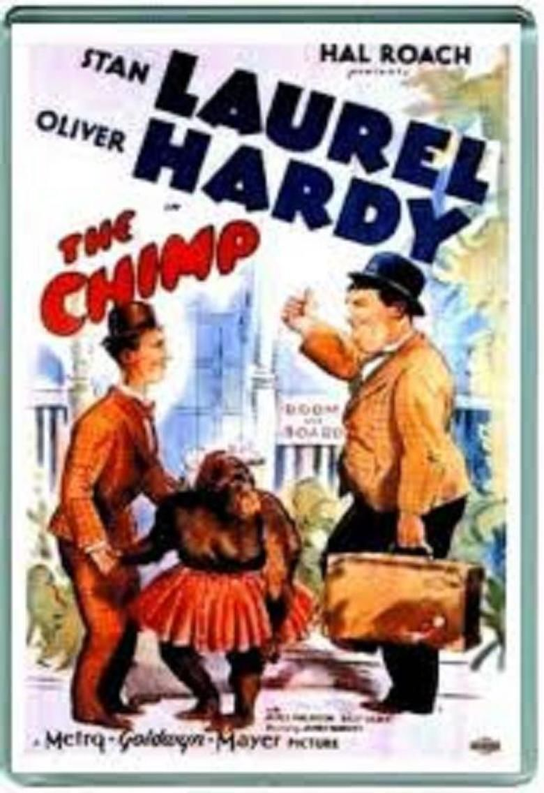 The Chimp movie poster