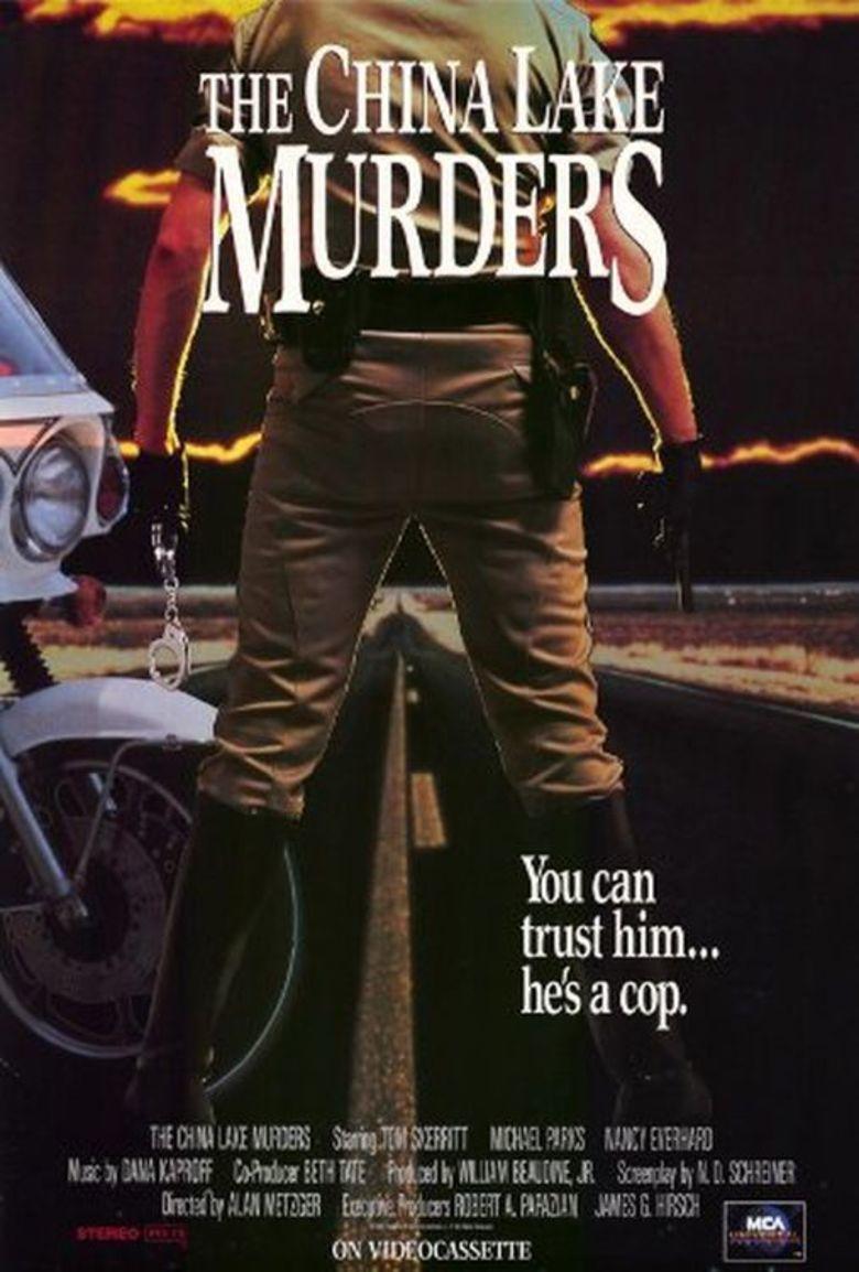 The China Lake Murders movie poster