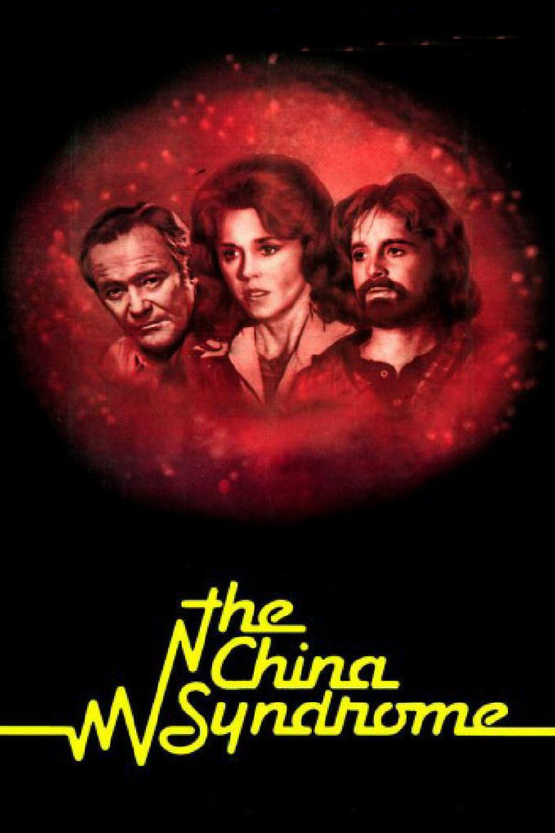 The China Syndrome movie poster