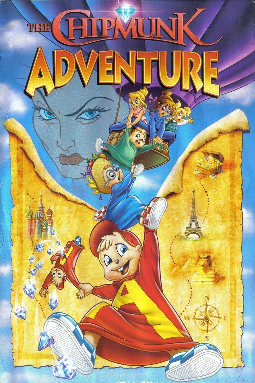 The Chipmunk Adventure movie poster