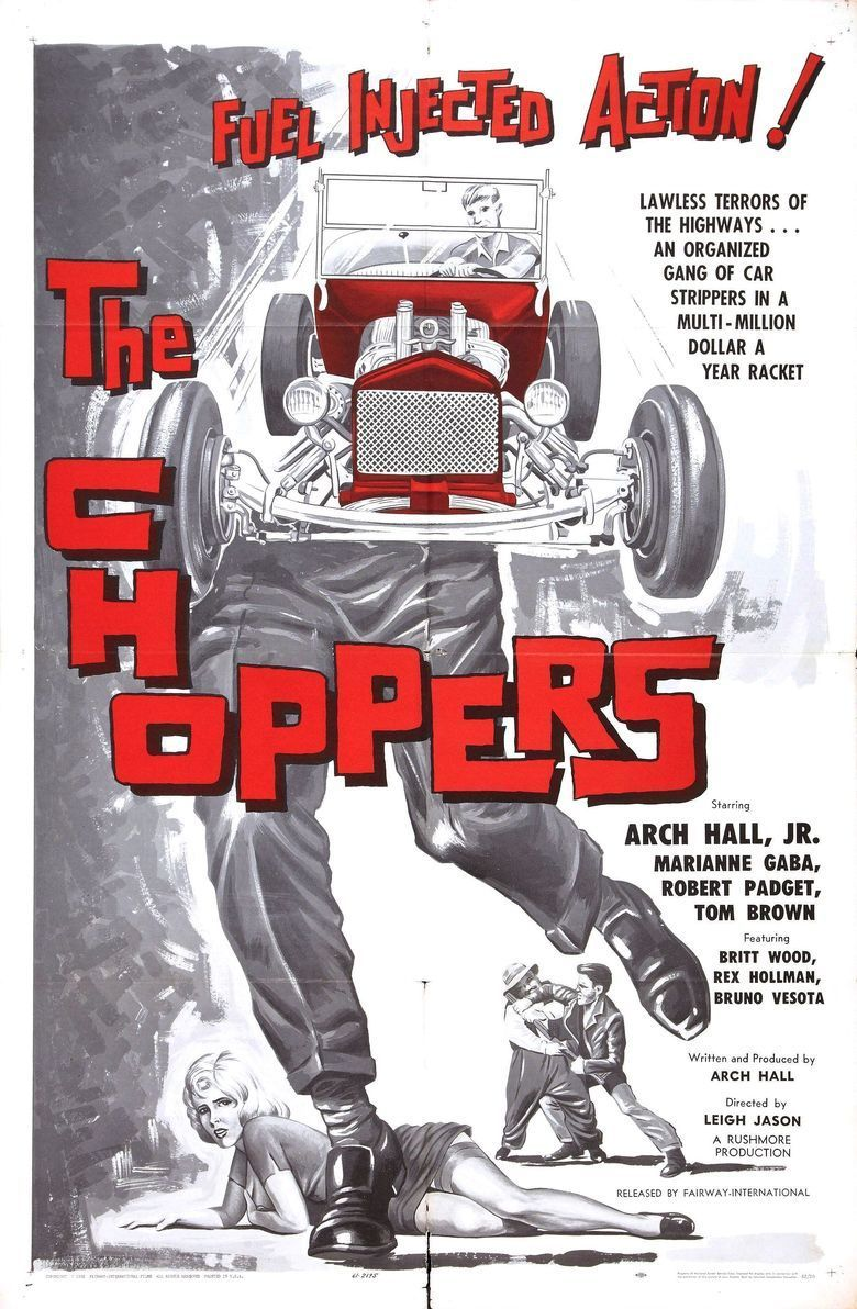 The Choppers movie poster