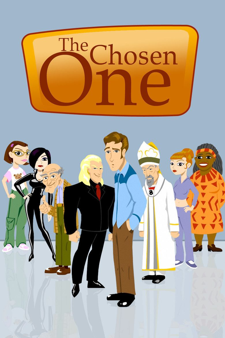 The Chosen One (2007 film) movie poster