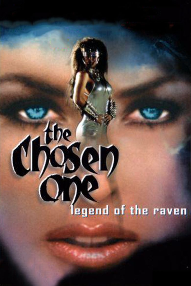 The Chosen One: Legend of the Raven movie poster