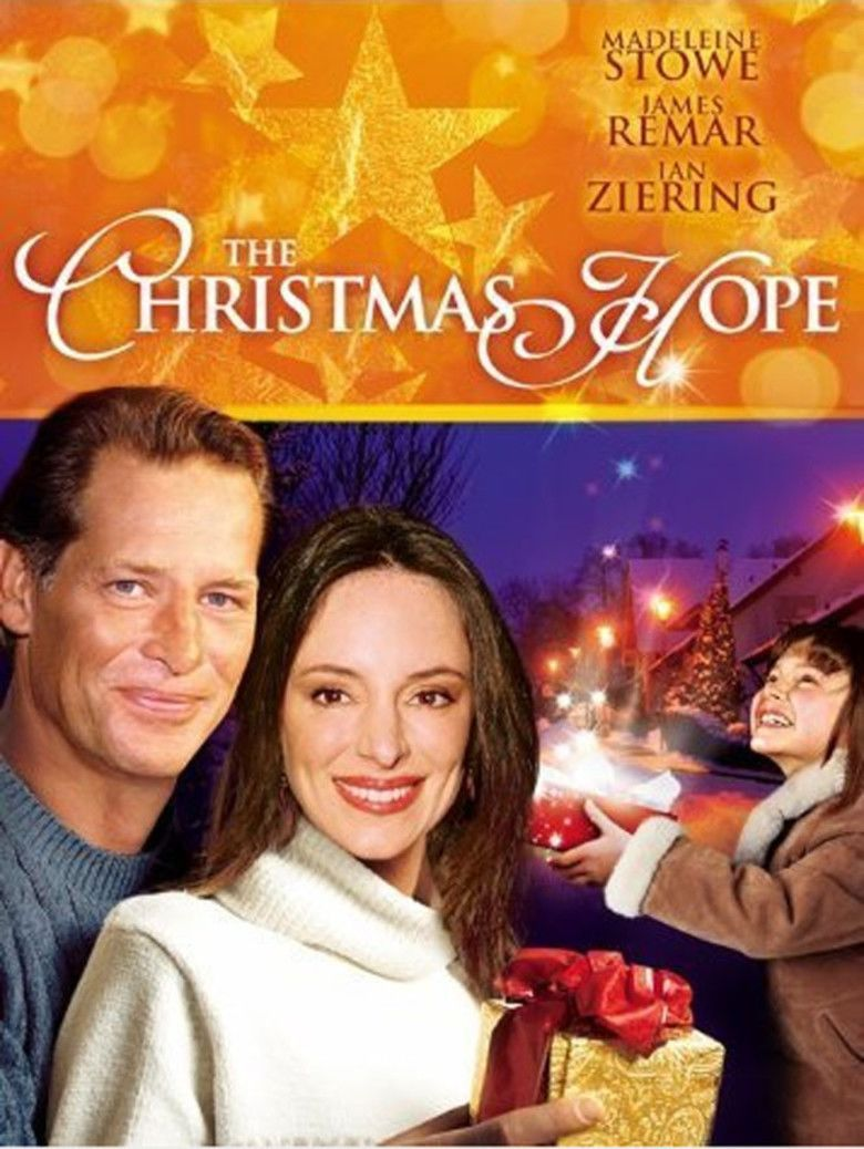 The Christmas Hope movie poster