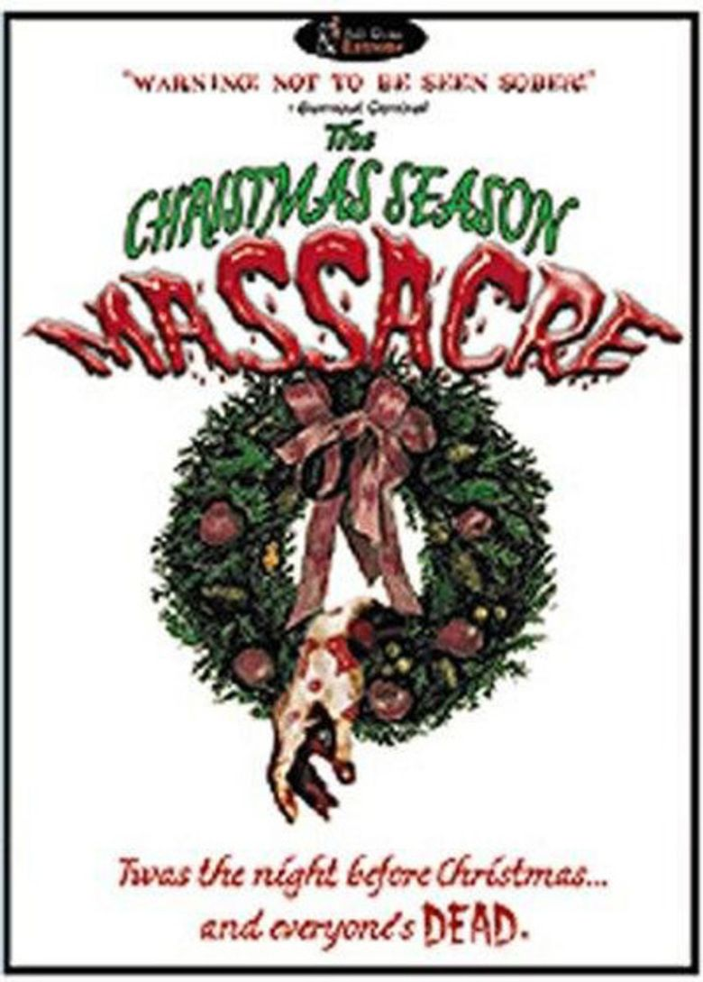 The Christmas Season Massacre movie poster