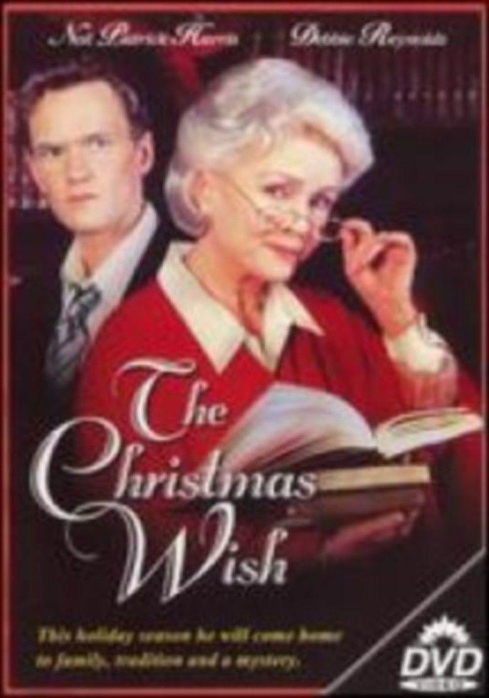 The Christmas Wish (film) movie poster