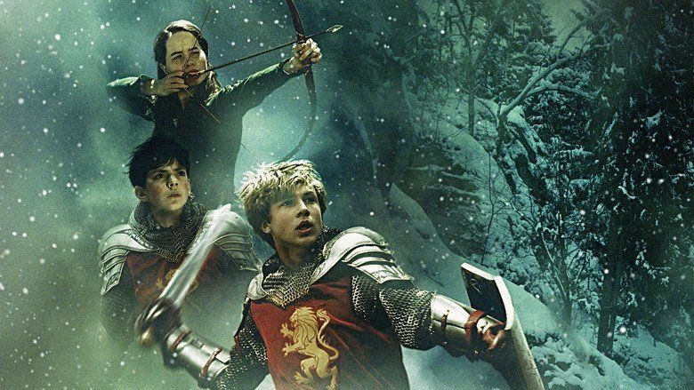 The Chronicles of Narnia: The Lion, the Witch and the Wardrobe movie scenes