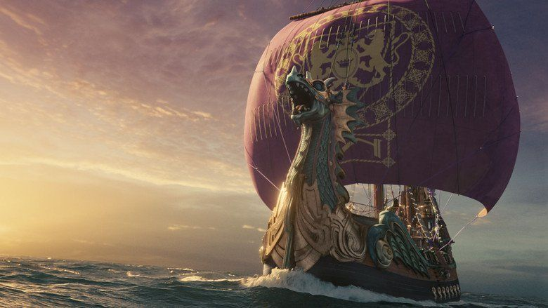 The Chronicles of Narnia: The Voyage of the Dawn Treader movie scenes