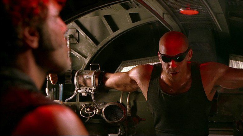 The Chronicles of Riddick movie scenes