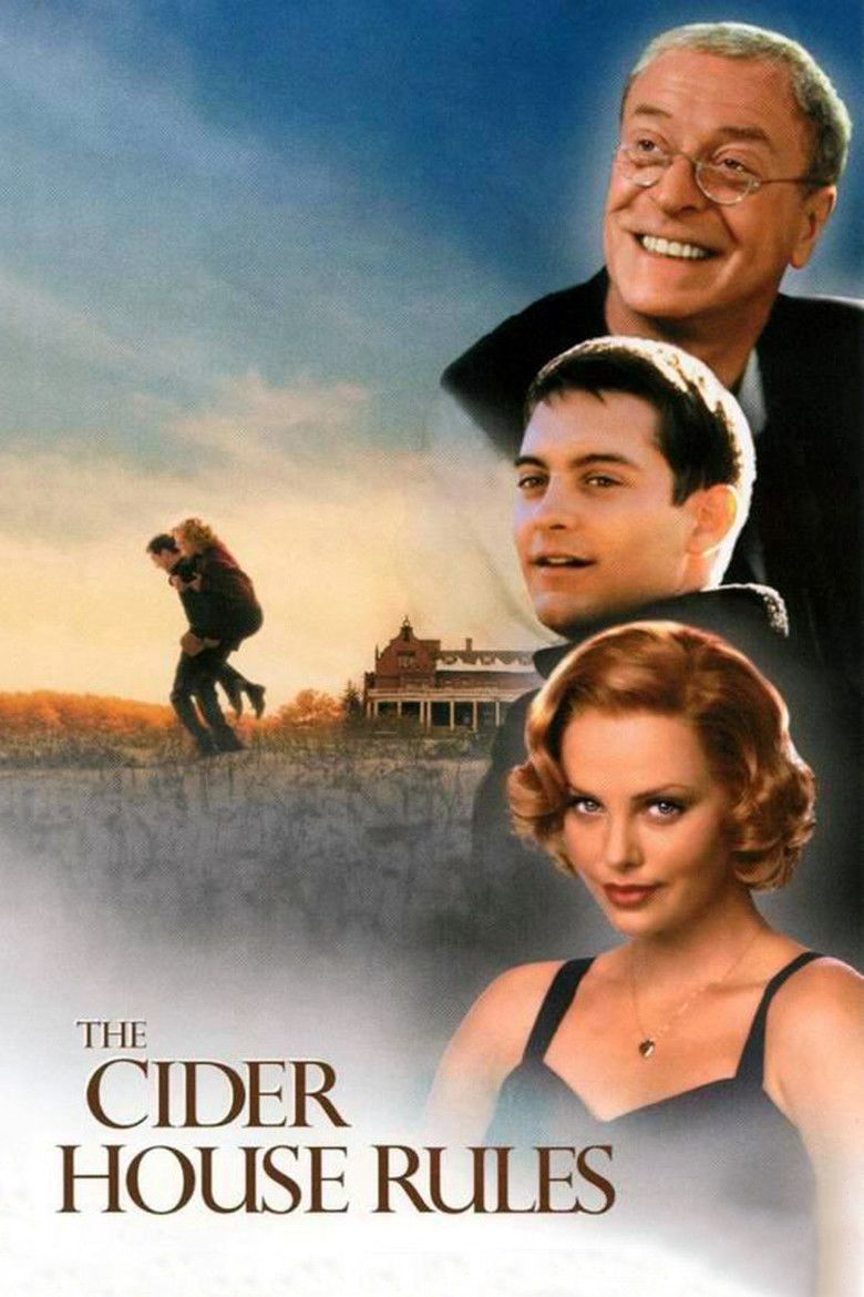 The Cider House Rules (film) movie poster