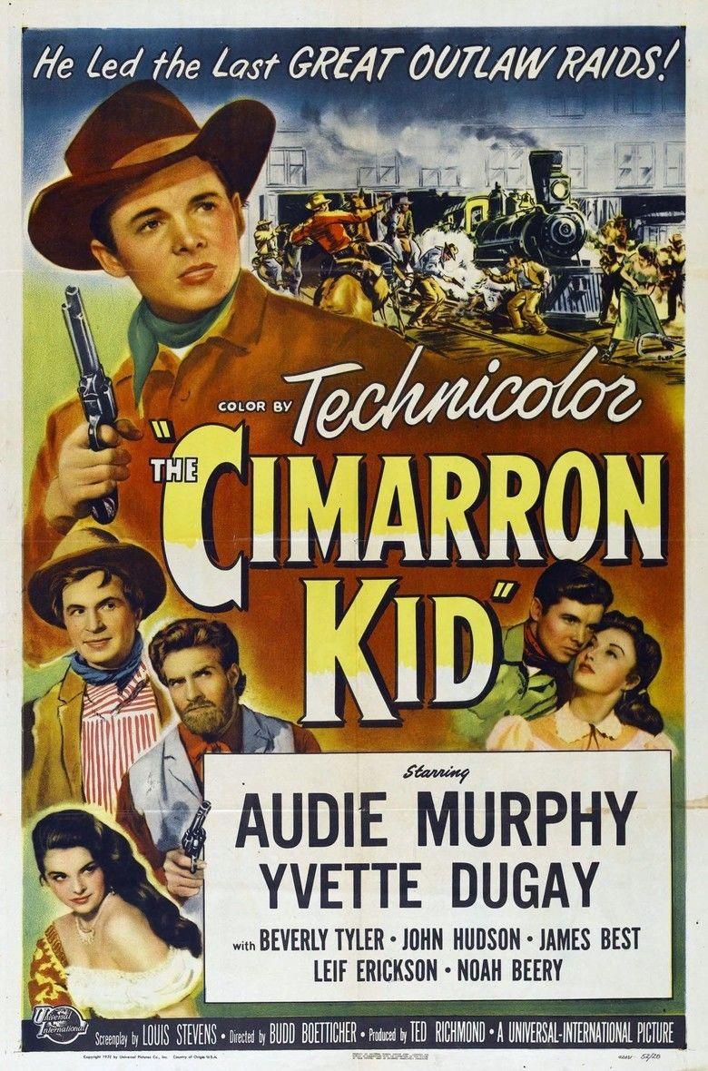 The Cimarron Kid movie poster
