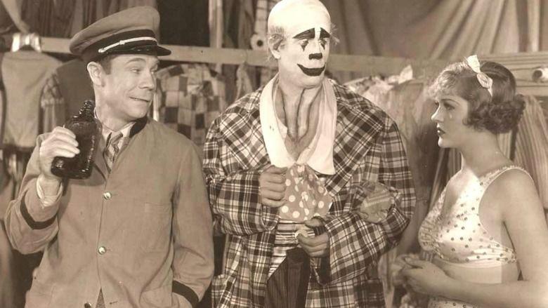 The Circus Clown movie scenes